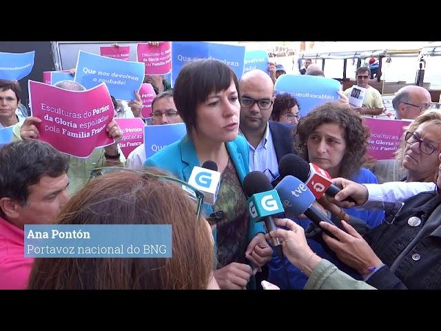 Non se entende que o Estado español queira ilegalizar a democracia e as urnas en Catalunya