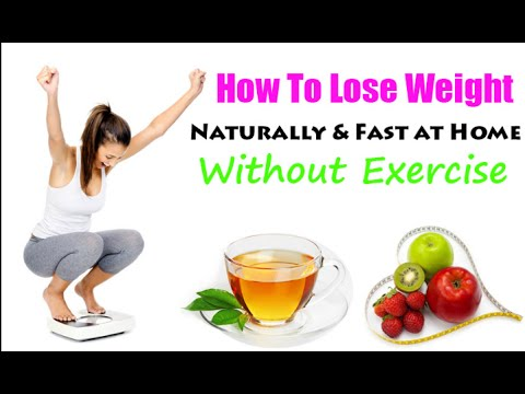 easiest way to lose weight naturally