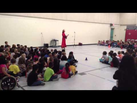 Russian dance music school concert Farmington, NM
