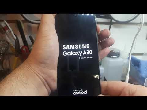 Samsung A30 Hard Reset Хард ресет. Сброс настроек телефона кнопками.