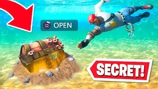 SECRET CHEST ONLY!