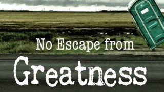 No Escape from Greatness book trailer