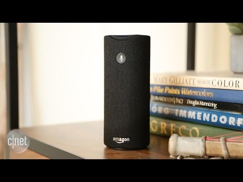 First impressions of the Amazon Tap