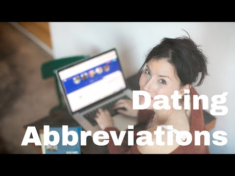 gsoh dating abbreviations