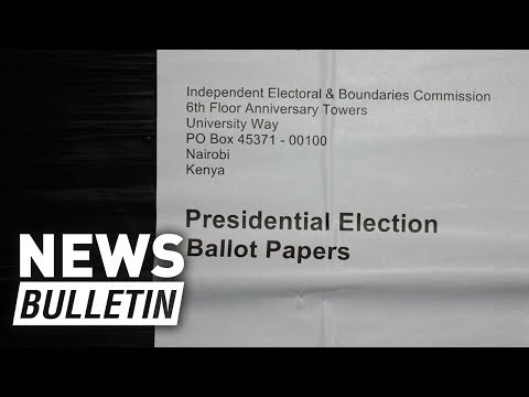 News Bulletin: Printing of presidential ballots underway