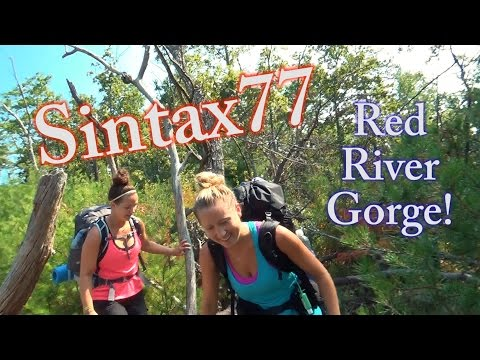 Red River Gorge Revisited - Kentucky Hiking, Hammock Camping & Backpacking