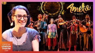 Behind Stage Door with Amélie The Musical | Exclusive performances, Q&A and more with Sky VIP