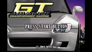 GT Advance - Championship Racing (Game Boy Advance) Championship mode full playthrough