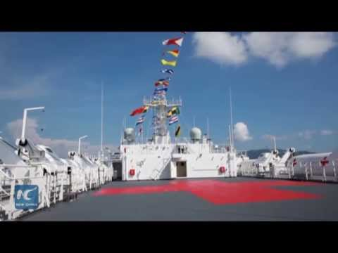 Chinese navy medical ship in Mexico to offer aid and service