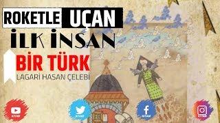 Dünyada Roketle Uçan İlk İnsan Bir Türk'tü - Mikro Uyduya Adını Veren Lagari