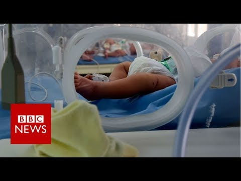Anger after 12 babies die in Tunis hospital - BBC News