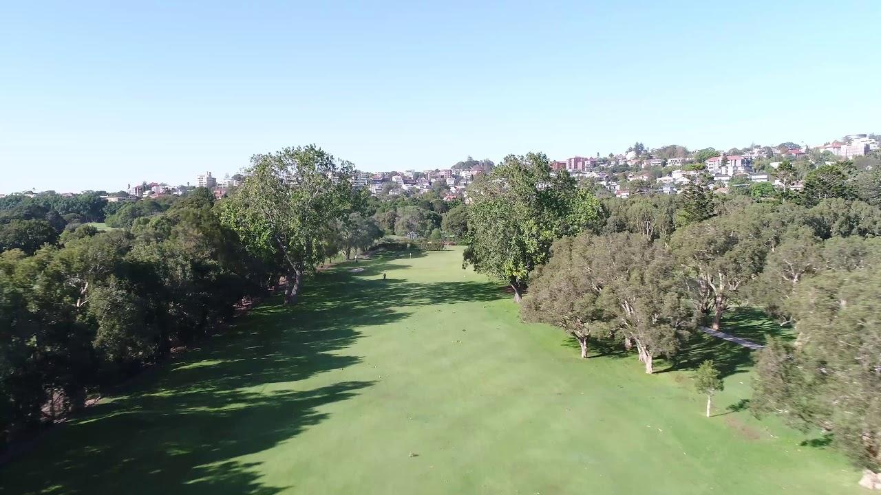 Hole 8 17 Woollahra Golf Club