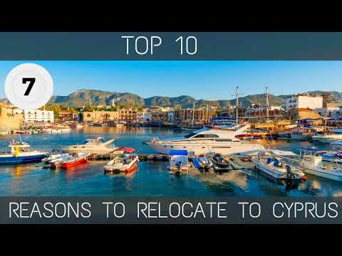Top 10 Reasons to Relocate to Cyprus