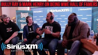 Gambar cover Bully Ray & Mark Henry Reflect On Their WWE Hall Of Fame Induction