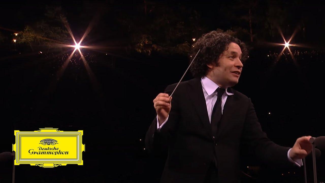 Gustavo Dudamel, Berliner Philharmoniker – Lincke: Berliner Luft (excerpt)