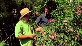 Home Garden of Felder Rushing