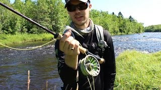 Fly Fishing: Streamer Tips - Catch more Fish Wade Fishing