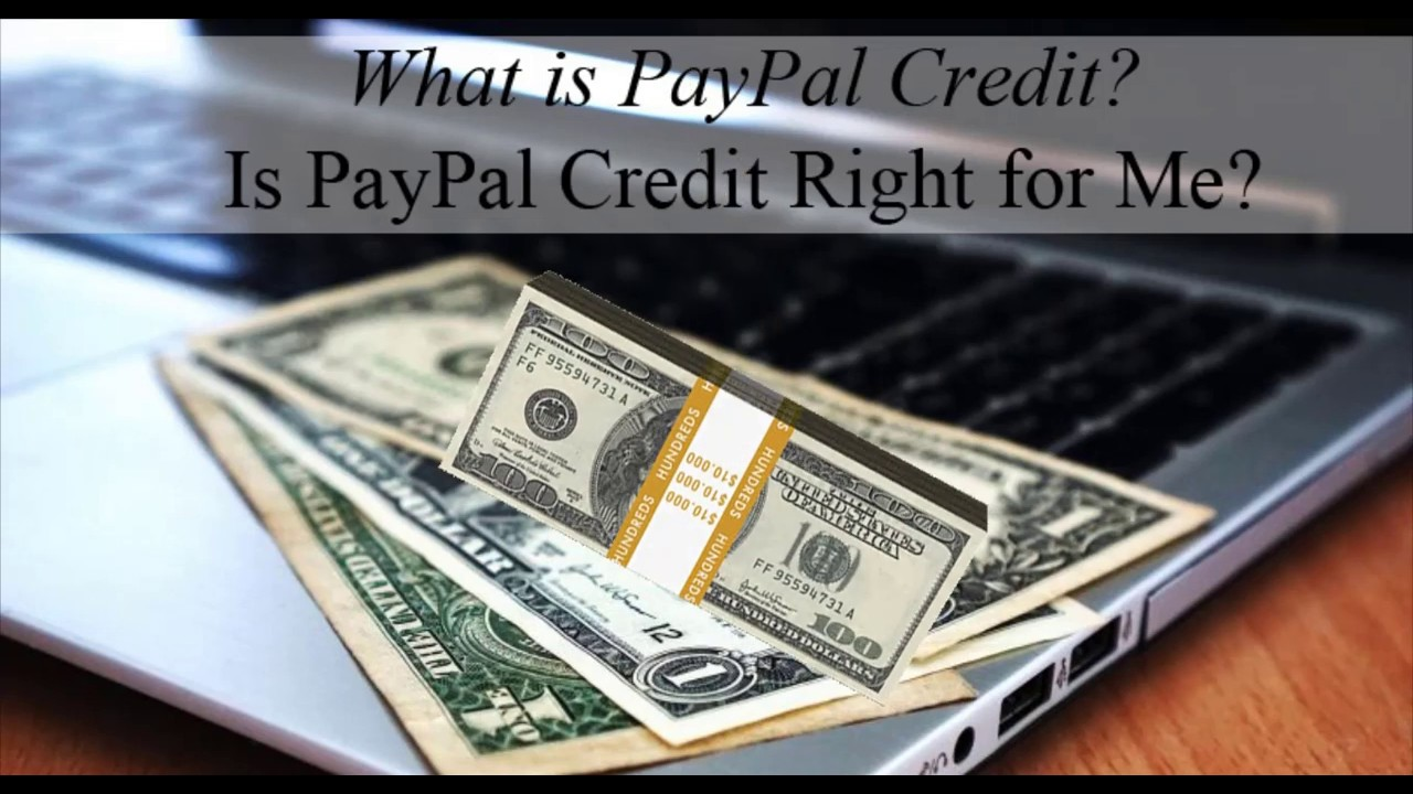 What is PayPal Credit?