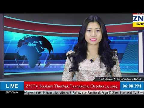 ZNTV Kaalsim Thuthak Taangkona # 45, October 25, 2019