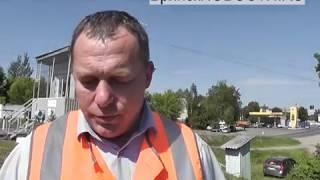 В Новозыбкове водителям напомнили правила поведения на железнодорожном переезде