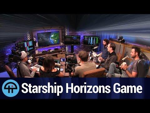 Playing Starship Horizons Bridge Simulator