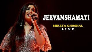 Gambar cover Shreya Ghoshal Live | Jeevamshamayi | Red Live | Red FM