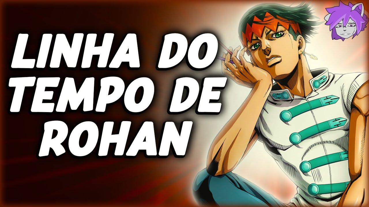 🔴 A LINHA DO TEMPO DOS OVAs DO ROHAN   -「𝗝✪𝗝𝗢」
