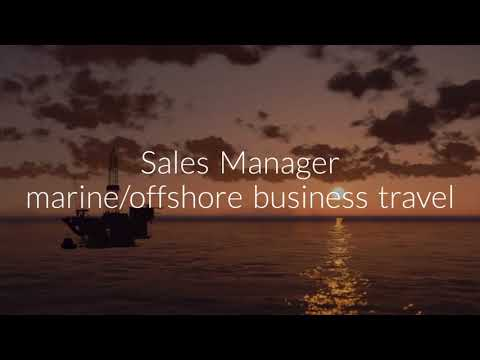 NEW JOB:  Sales Manager, Offshore/Marine Travel