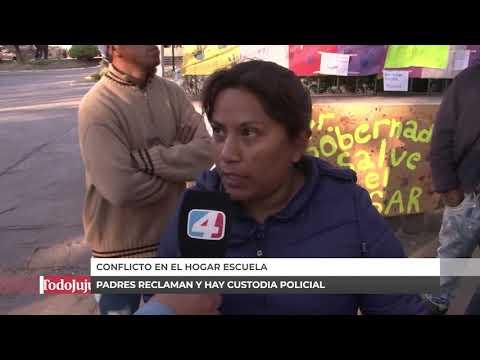 CONFLICTO EN EL HOGAR ESCUELA
