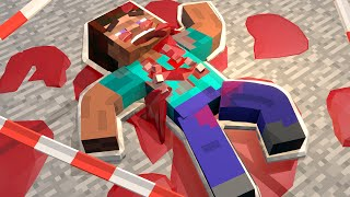 Minecraft | WHO'S YOUR DADDY? Baby Commits Secret MURDER! (Baby Murders Everyone)