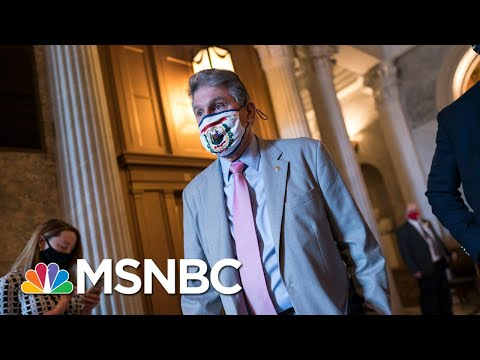 Manchin 'Doesn't Support' House Universal Background Check Bill   MTP Daily   MSNBC