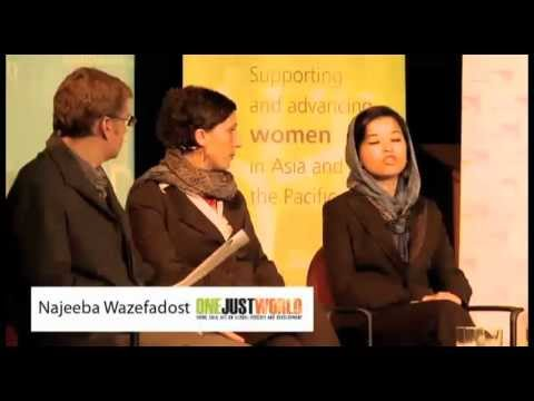 case study 1 najeeba from afghanistan