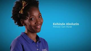 Meet Kehinda, recent graduate nurse, who chose our Immersion Program to get started on her career.