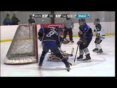 Harold Latrace AAA Classic Gold Medal - Manitoba Team Xtreme vs Huskie Prospects