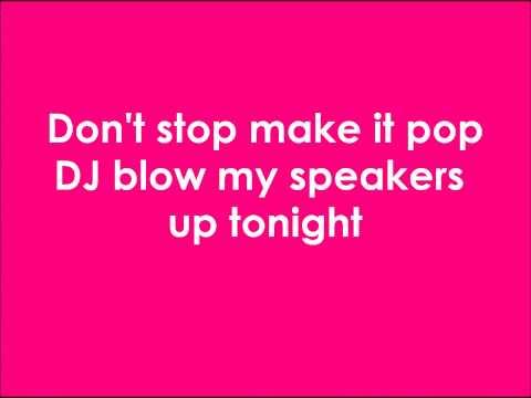 Ke$ha - Tik Tok (Lyrics)