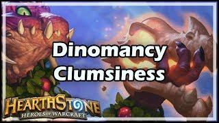 [Hearthstone] Dinomancy Clumsiness