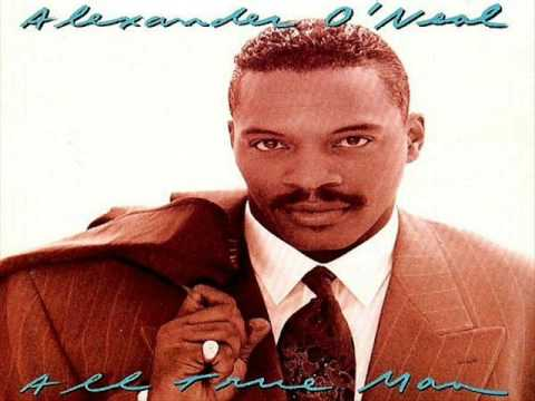 WHAT IS THIS THING CALLED LOVE - Alexander O'Neal