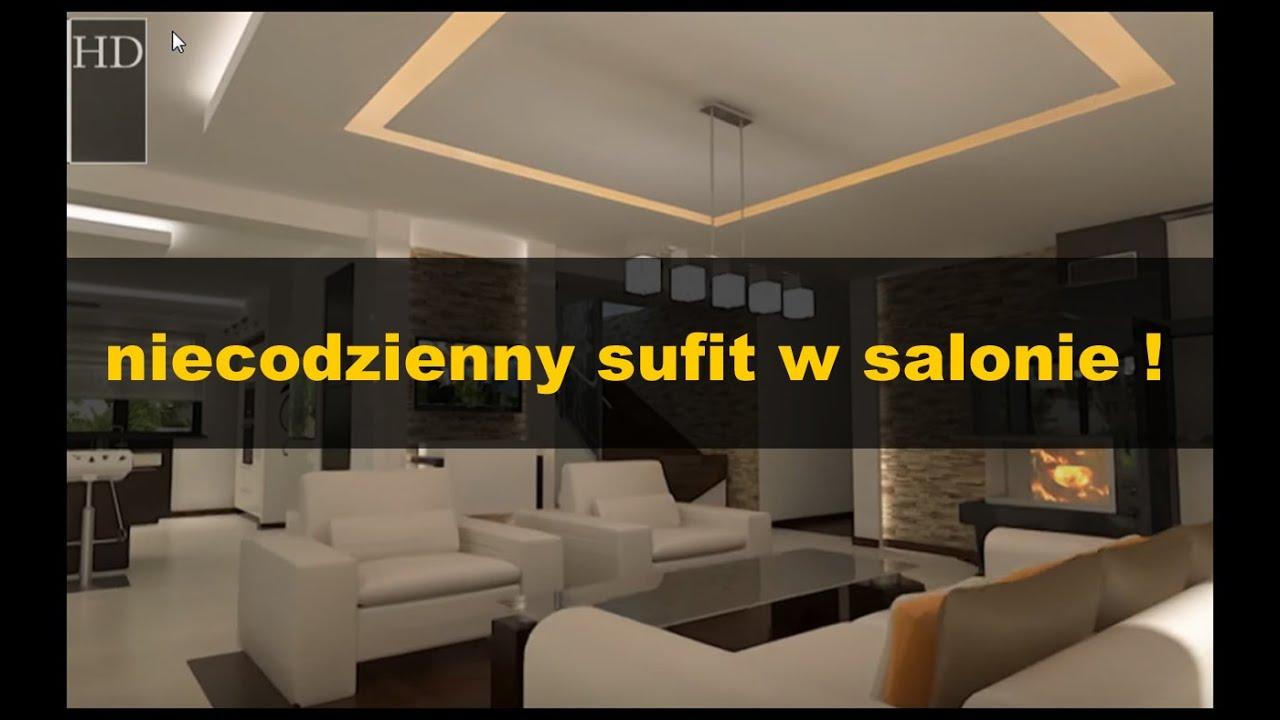 Meble kuchenne i aranżacja salonu realizacja Katowice   -> Kuchnia Z Jadalnią Inspiracje