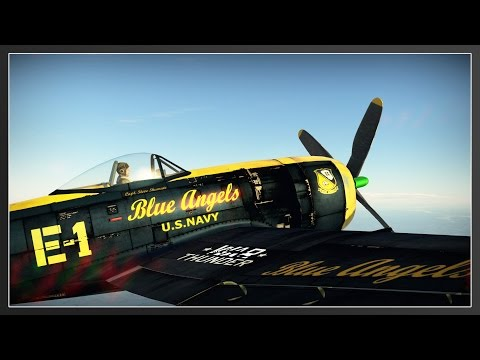 All Risk, NO REWARD! I hate these guns... | P-47N-15 Realistic Review | War Thunder RB