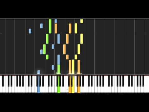 If The Savior Stood Beside Me - 2 Parts (Full Piano)