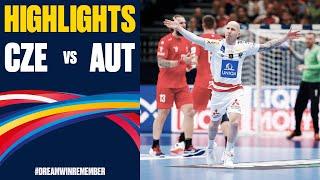 Czech Republic vs. Austria Highlights | Day 2 | Men