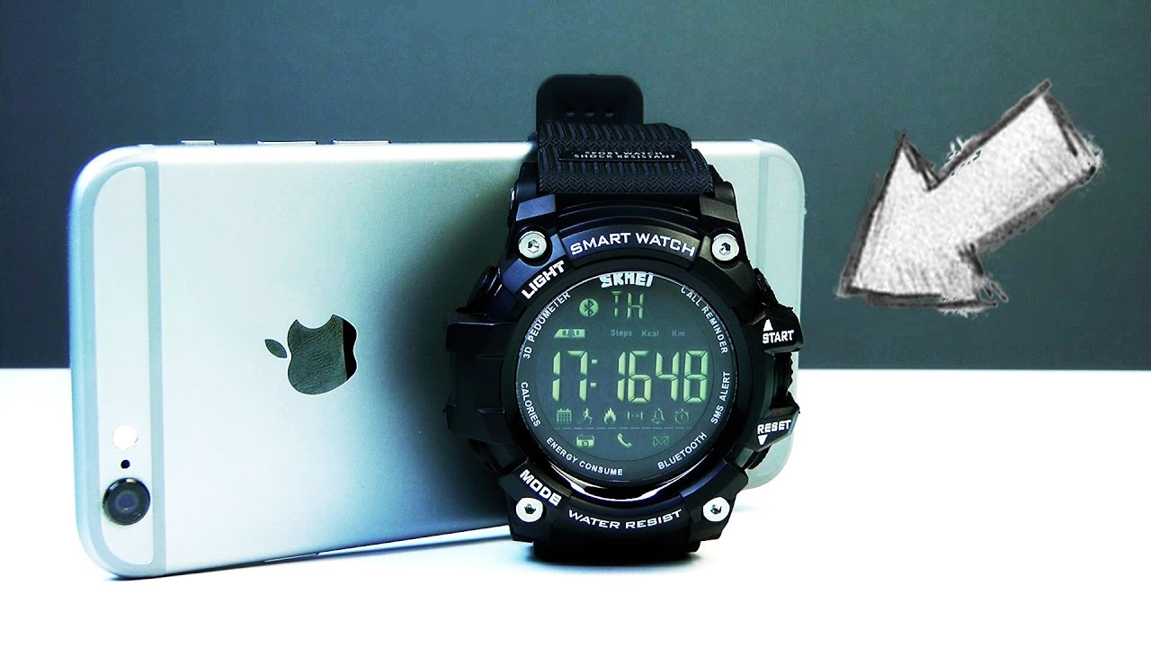 Как работают умные часы smart watch