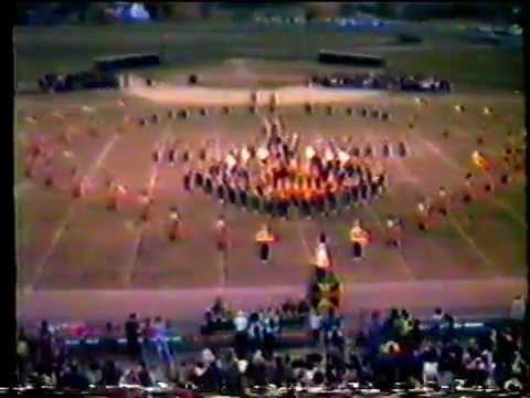 1981 Athens High School Marching Green & Gold Competition (location unknown)