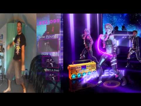 """Dance Central 2 """"Conceited (There's Something About Remy)"""" Remy Ma"""