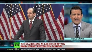 Full show: Acosta steps down as Epstein case heats up