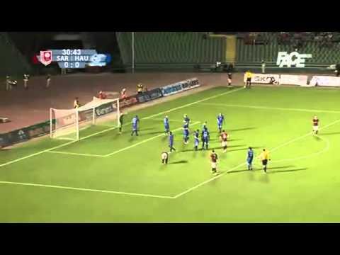UEL 14/15, Q2 M1: FK Sarajevo 0:1 FK Haugesund