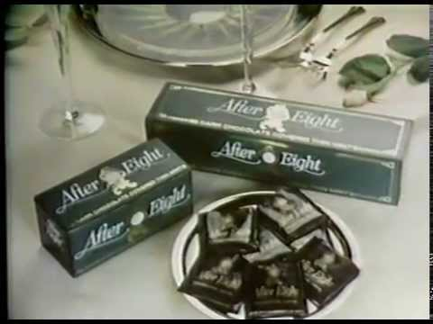 70's Ads: After Eight Chocolate Mints