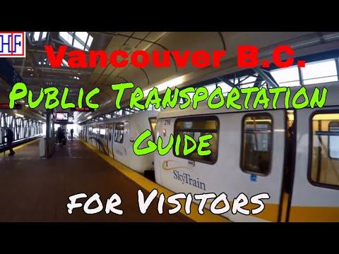 Vancouver | Public Transportation | Tourist Information | Episode# 2