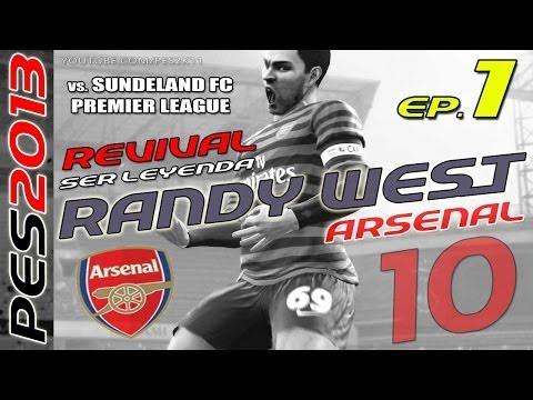 Ser Leyenda Randy West S10E01 vs. Sunderland Premier League