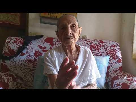 Itaeté Sebastiana Lima Dos Santos 104 anos